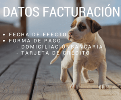 Datos de facturación