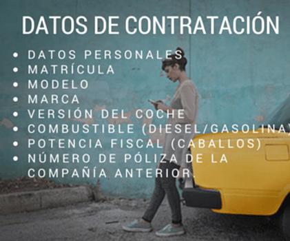 Datos de contratacion