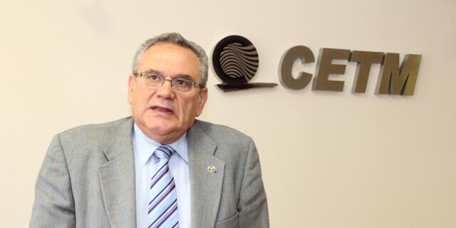 Ovidio de la Roza, actual presidente de la CETM.
