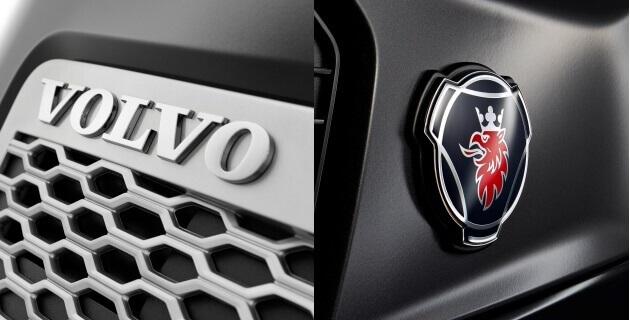 Volvo VS Scania
