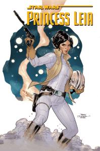 Leia Carrie comics star wars