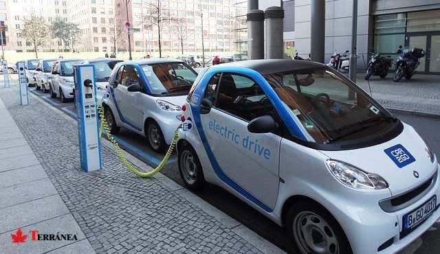 coches eléctricos versus coches diesel