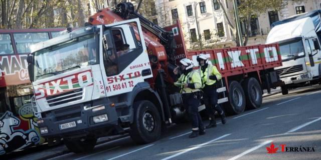 camiones prohibidos cabalgatas madrid