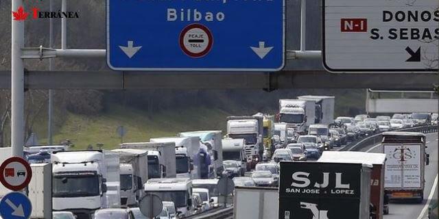 restricciones tráfico país vasco