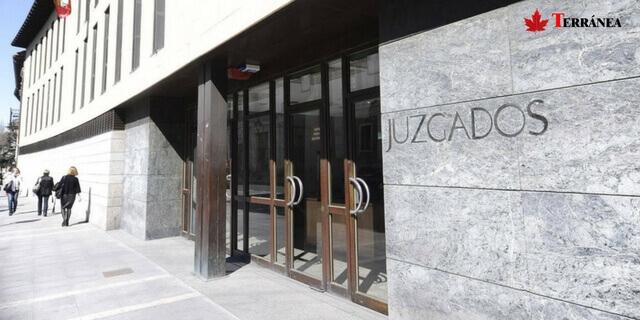 el condenado acabó en los juzgados de Valladolid por intentar engañar al seguro