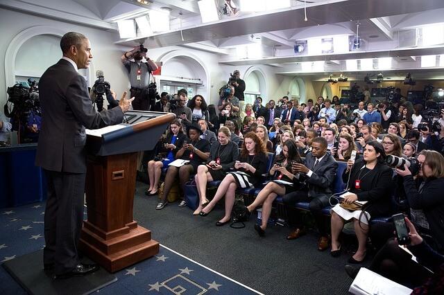 El expresidente del Gobierno estadounidense, Barack Obama.