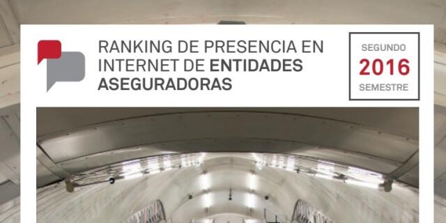 Informe Ranking de Presencia en Internet de las Aseguradoras