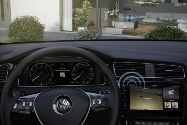 realidad aumentada coches volkswagen salpicadero
