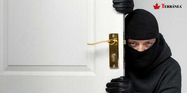 Simula un robo para engañar al seguro del hogar y acaba condenado a cárcel. Imagen de ladrón