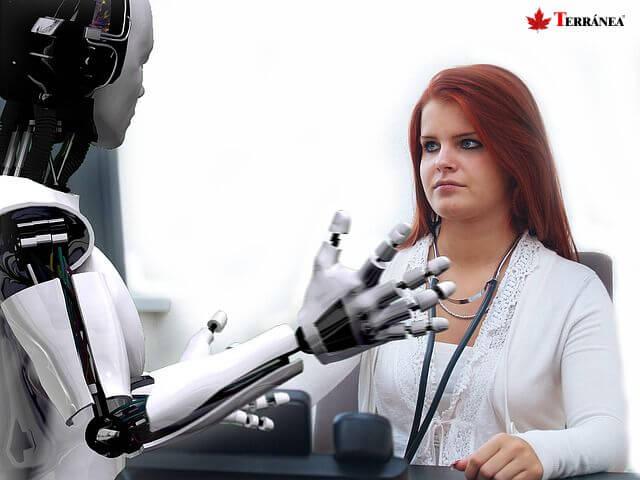 Robots suplantar humano seguros tecnología IA