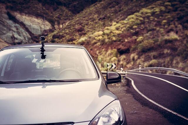 Muchos conductores han optado por incorporar cámaras a sus coches en Rusia.