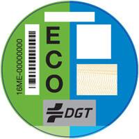 etiquetal medioambiental ECO