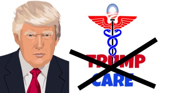 El nuevo sistema de salud de Trump no será aprobado.