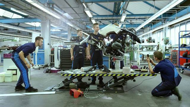 bmw motorrad hover ride desanadores trabajando