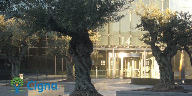 edificio de CIGNA España