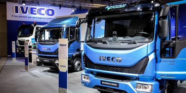 A finales de mes se conocerán los fundamentos de las sanciones a los fabricantes de camiones. IMAGEN: Camiones IVECO