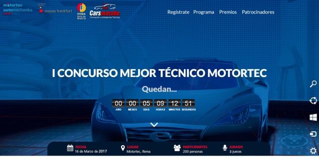 web mejor tecnico motortec
