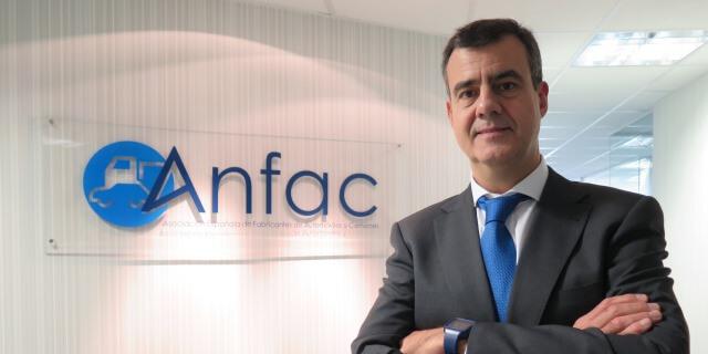 Adolfo Randulfe, director de comunicación de ANFAC