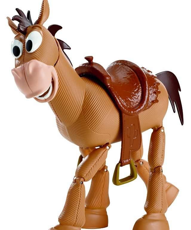 Perdigón, el adorable caballo de juguete de Disney Pixar en la saga Toy Story