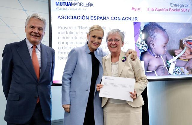 Acto fundación MUTUA MADRILEÑA 2017
