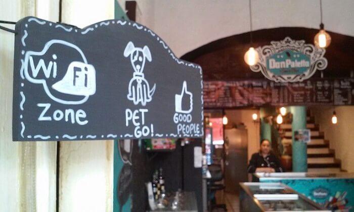 Don Paletto, la primera heladería también para perros. (Foto: Facebook Don Paletto).