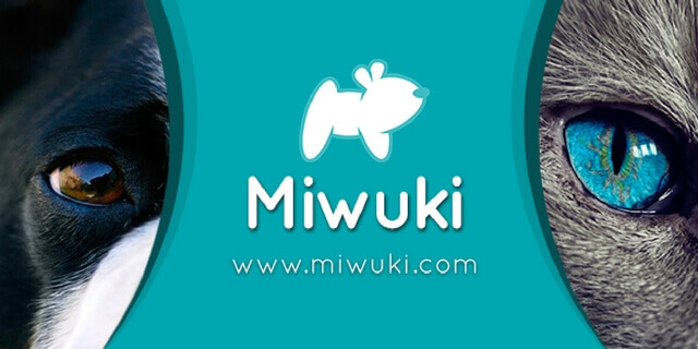 Miwuki buscador de perros