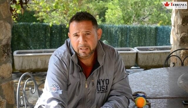 Manuel Martín Blanco, responsable de Thunderbully.