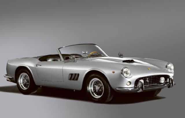 Ferrari California Spider, el coche más clásico de la marca italiana