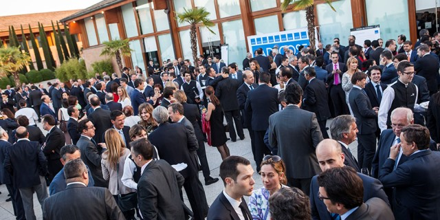 Foto de archivo cena anual ADECOSE de 2015