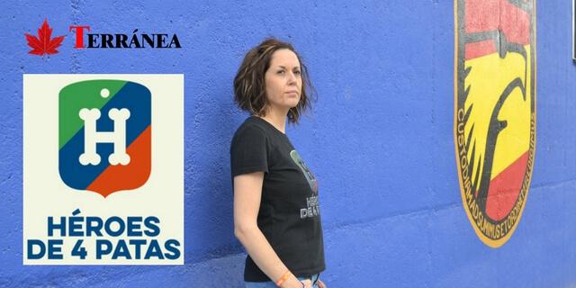 Rosa Presidenta de Héroes de 4 Patas