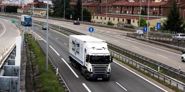 Los transportistas cada vez pagan más impuestos