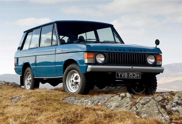 Range Rover Reborn, el todoterreno más clásico