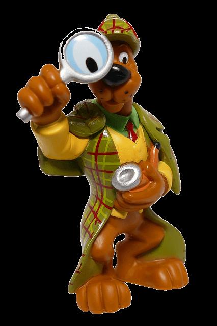 Scooby-Doo, el protagonista de la serie que lleva su nombre.