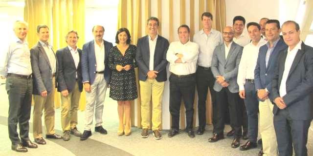 Consejo Asesor de Liberty celebrado en Madrid con mediadores de seguros