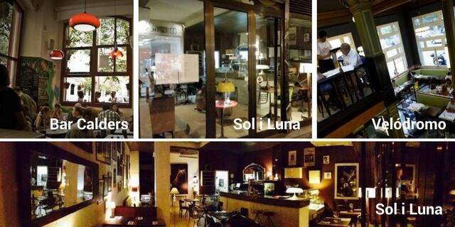 restaurante que admiten perros en barcelona