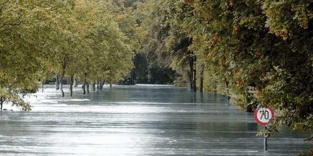 Inundación considerada un hecho extraordinario por parte del Consorcio