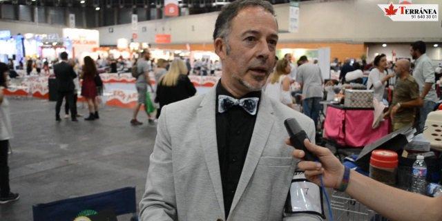 José Ramón Tuduri, expero en la raza del Carlino