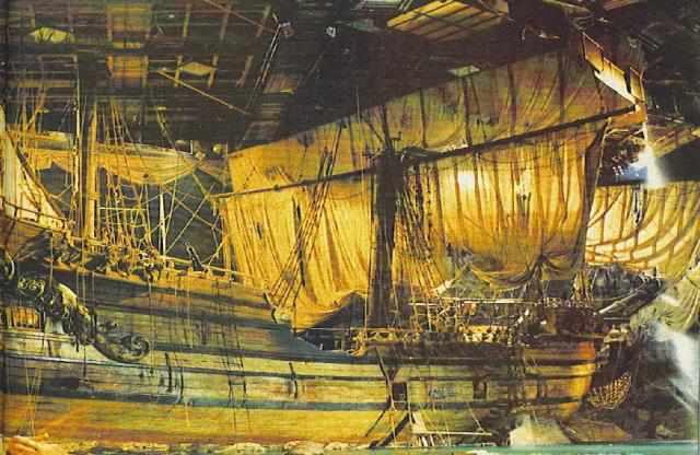 El barco pirata de Willy El Tuerto