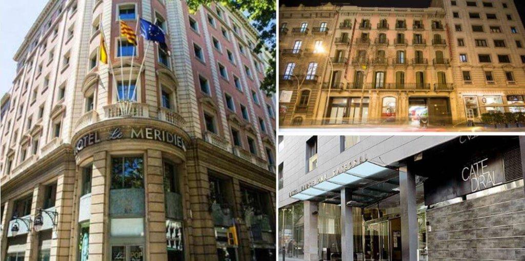 Hoteles de Barcelona que aceptan perros de nuestras rutas por Barcelona