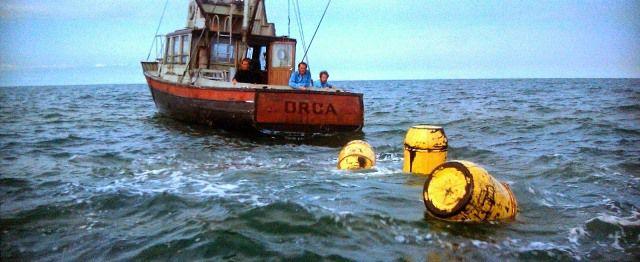 La Orca, el barco de la película Tiburón