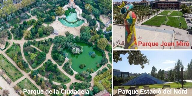 parques que adminten perros en barcelona