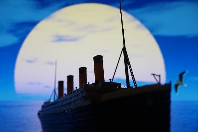 La tragedia del Titanic le convirtió en uno de los barcos más famosos de la historia