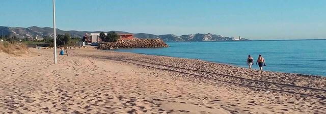 Playa El Brosquil (Cullera)