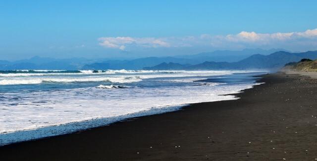 Playa de los Tres Peos en Agüimes