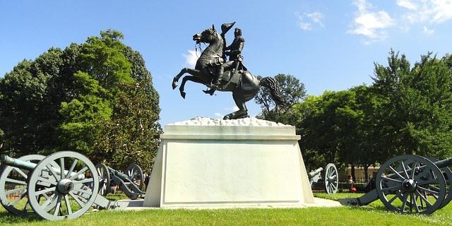 Estatua conmemorativa de EEUU.