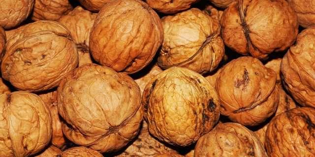 Comer nueces en verano es saludable.