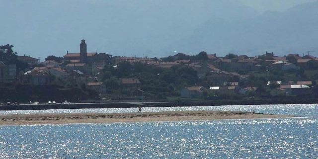 Playa el Puntal en Somo (Cantabria)