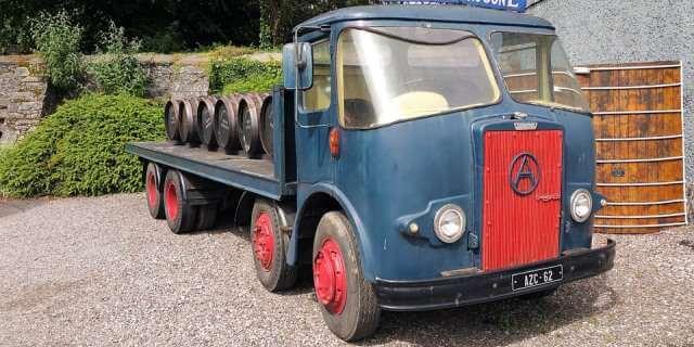 El Atkinsons L644 es uno de los camiones más influyentes de la historia.