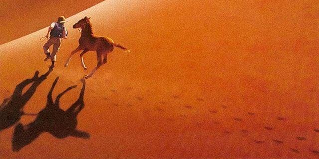 Películas de caballos.