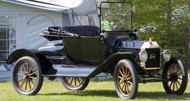 El Ford T asimiló más de la mitad del mercado en su día.